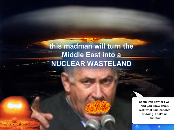 Benjamin Netanyahu's quote #4