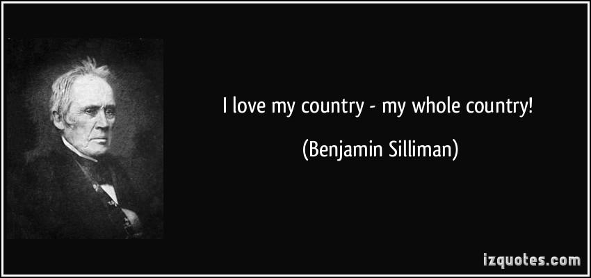 Benjamin Silliman's quote #1