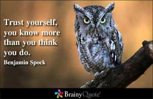 Benjamin Spock's quote #4