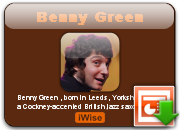 Benny Green's quote #6