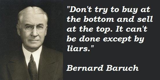 Bernard Baruch's quote #6