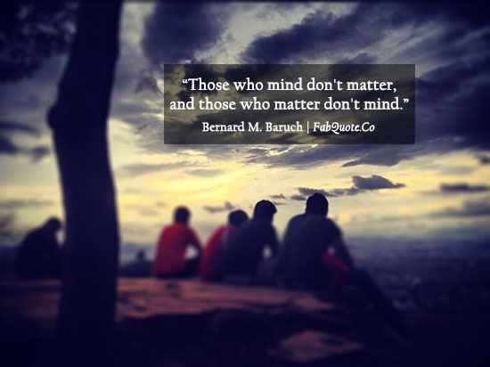 Bernard Baruch's quote #7