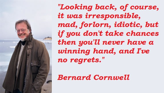 Bernard Cornwell's quote #2