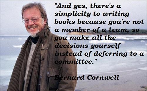 Bernard Cornwell's quote #5