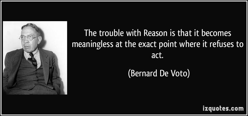 Bernard DeVoto's quote #1