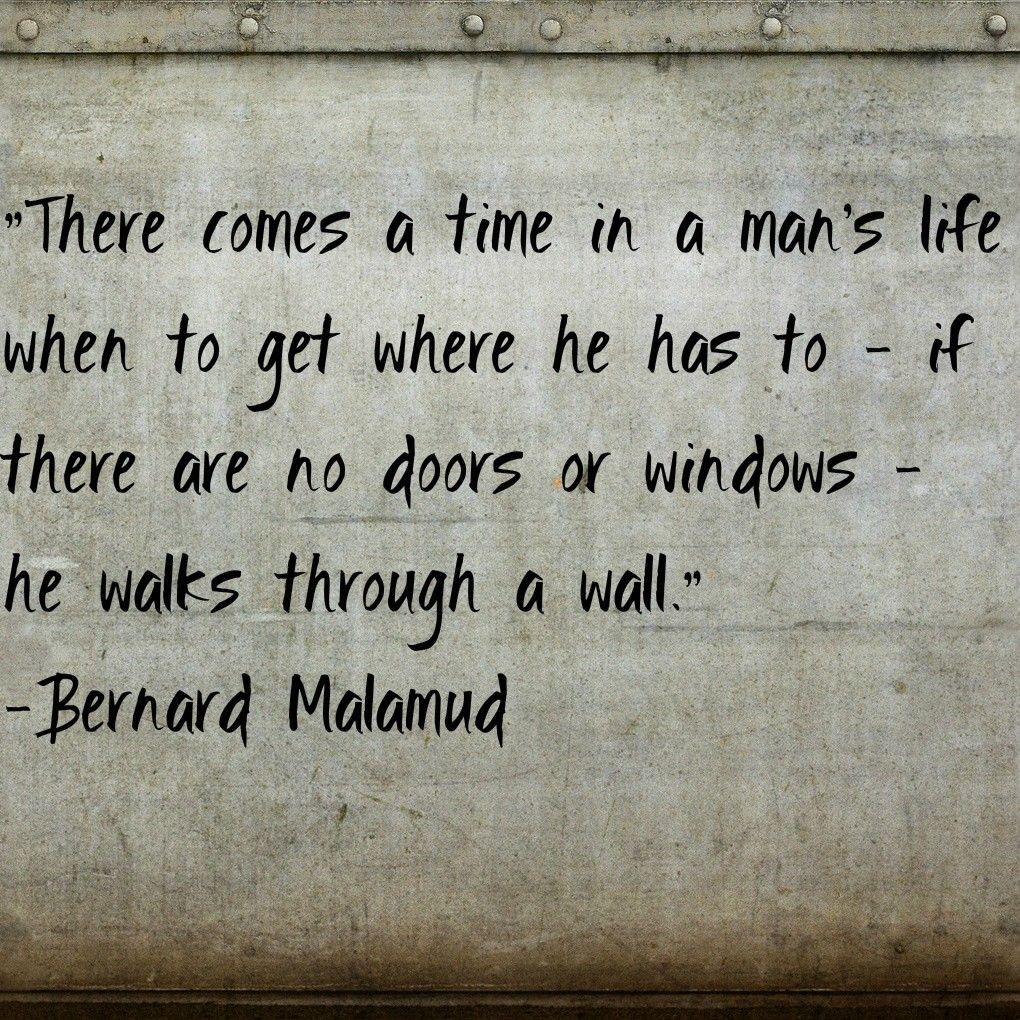 Bernard Malamud's quote #8