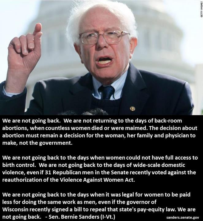 Bernard Sanders's quote #6