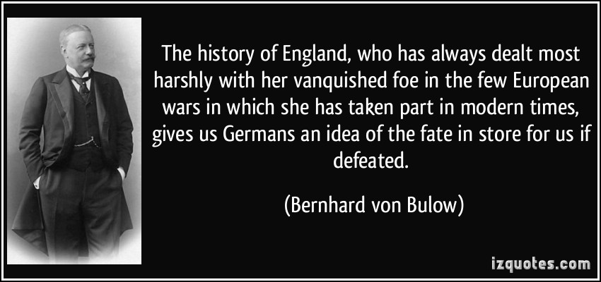 Bernhard von Bulow's quote #2