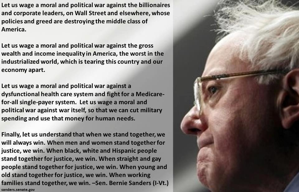 Bernie Sanders's quote #5