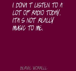 Bernie Worrell's quote #4