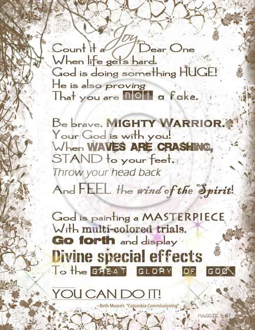 Beth Moore's quote #2