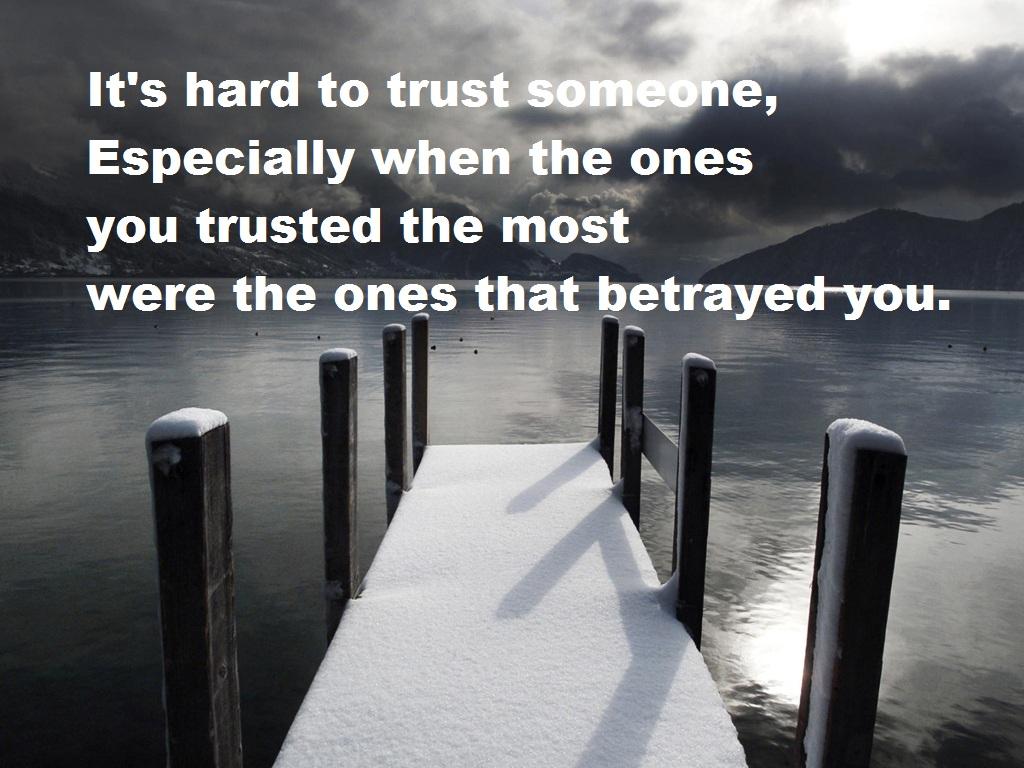 Betray quote #5