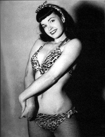 Bettie Page's quote #2