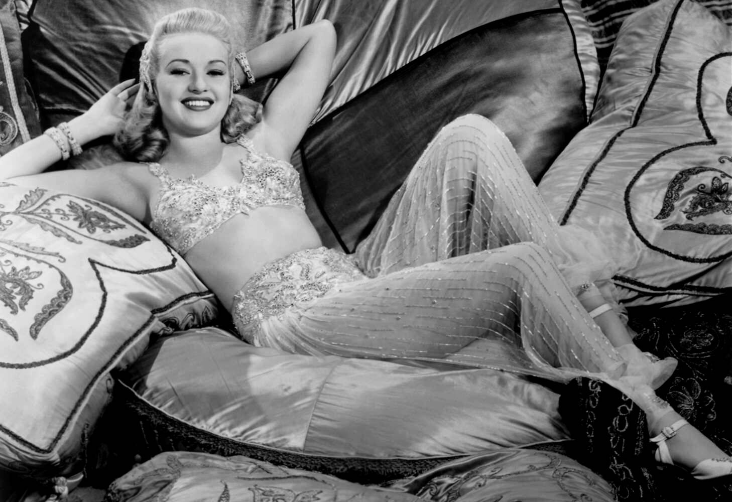 Betty Grable's quote #2