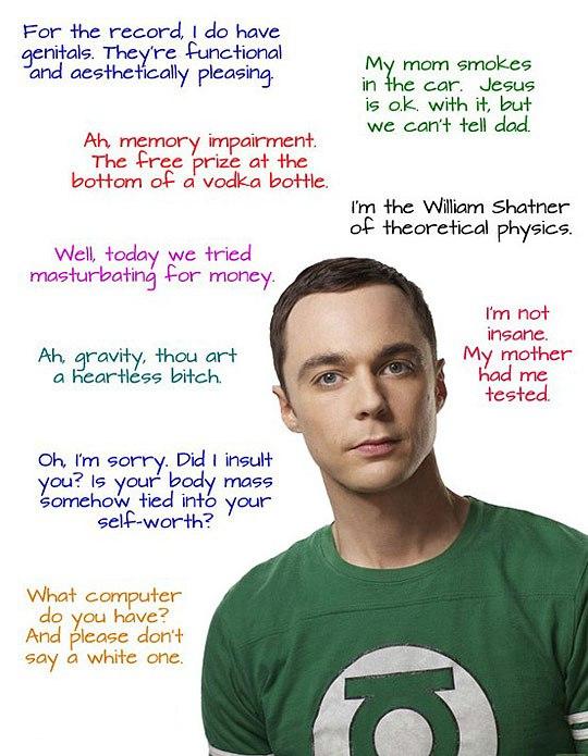 Big Bang quote #1