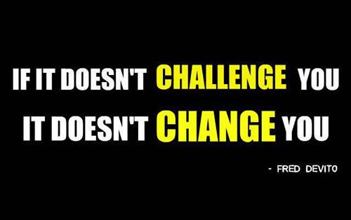Big Challenge quote #2