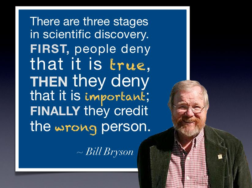 Bill Bryson's quote #3