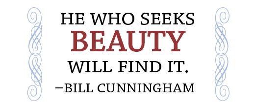 Bill Cunningham's quote #1