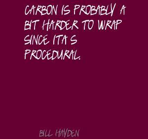 Bill Hayden's quote #1