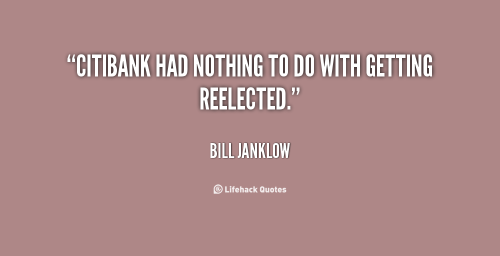 Bill Janklow's quote #7