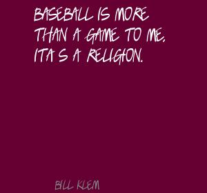 Bill Klem's quote #2