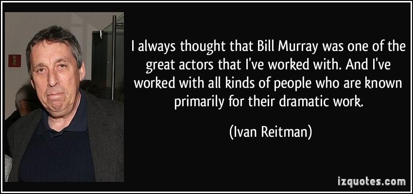 Bill Murray's quote #3