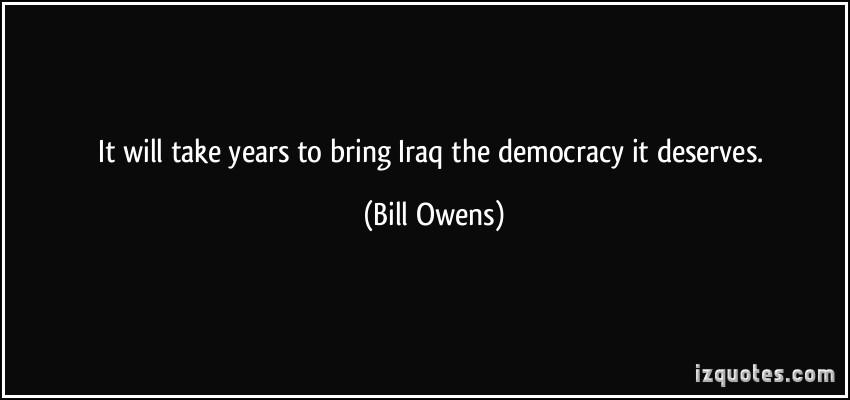 Bill Owens's quote #11