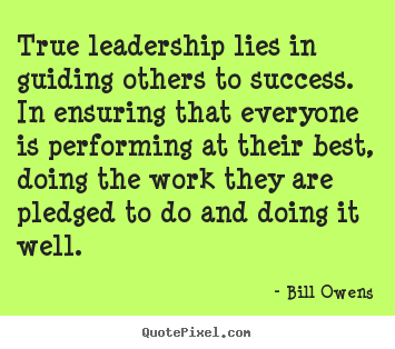 Bill Owens's quote #12