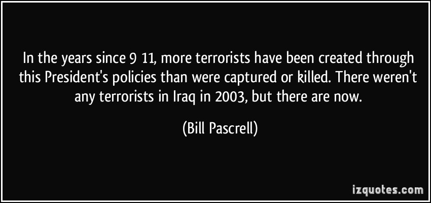 Bill Pascrell's quote #3