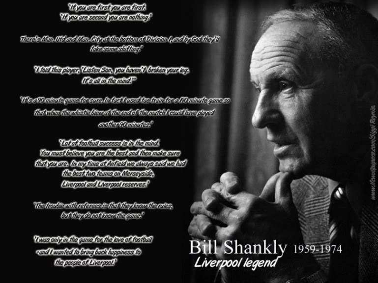 Bill Shankly's quote #4
