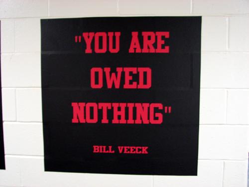 Bill Veeck's quote #3