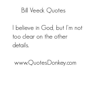 Bill Veeck's quote #2