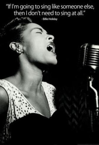 Billie Holiday quote #2
