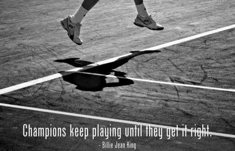 Billie Jean King's quote #4