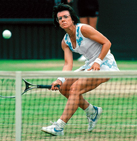 Billie Jean King's quote #6