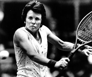 Billie Jean King's quote #7