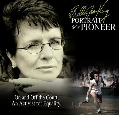 Billie Jean King's quote #5