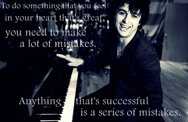 Billie Joe Armstrong's quote #1