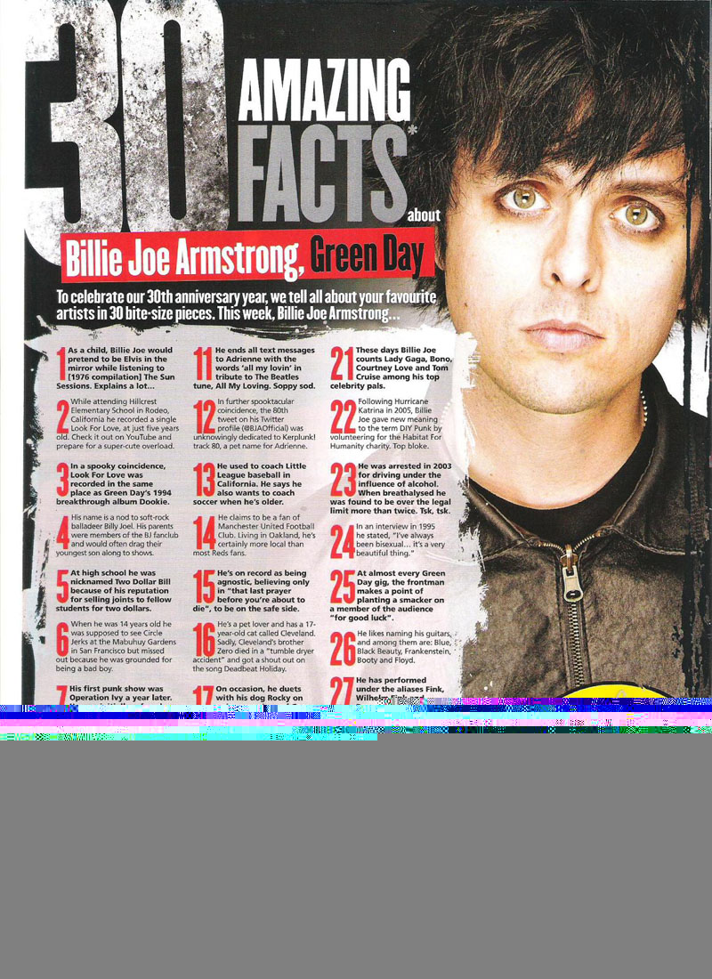 Billie Joe Armstrong's quote #4