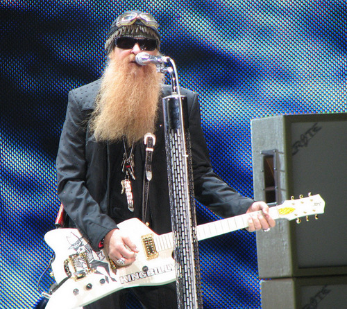 Billy Gibbons's quote #4