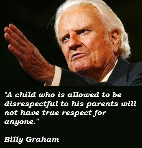 Billy Graham quote #1