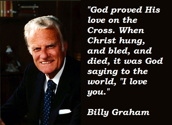 Billy Graham quote #2