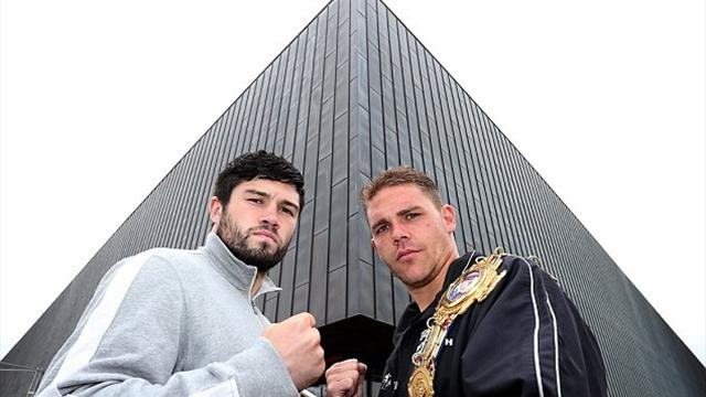 Billy Joe Saunders's quote #5