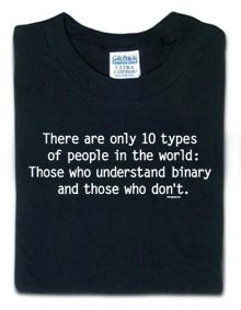 Binary quote #1