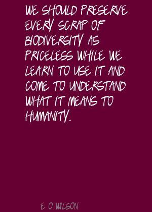 Biodiversity quote #2