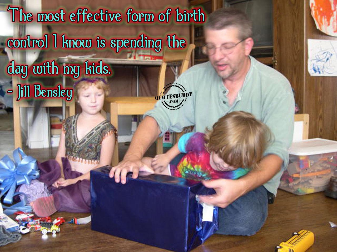 Birth Control quote #2