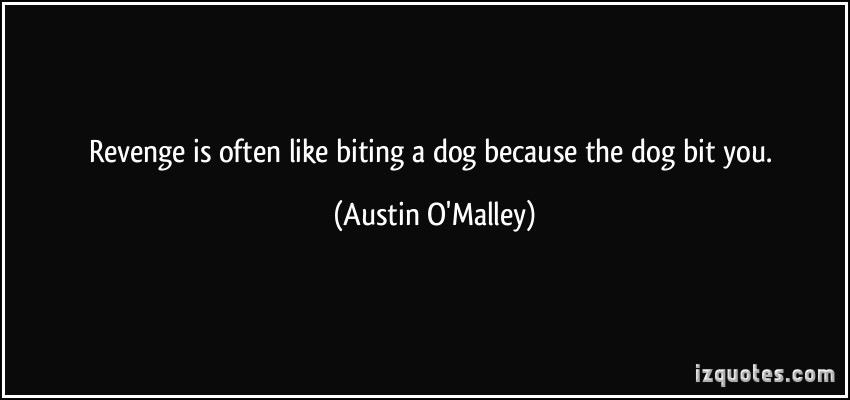 Biting quote #1