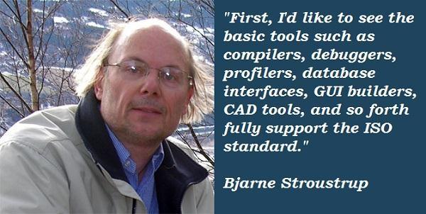Bjarne Stroustrup's quote #3