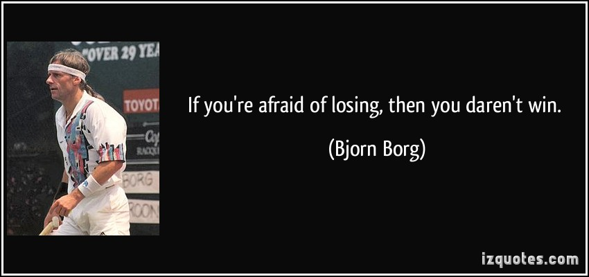 Bjorn Borg's quote #7