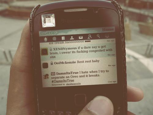 Blackberry quote #1